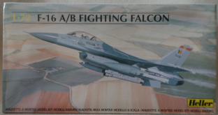 Heller 1/72 80337 Lockheed F-16A/B Fighting Falcon
